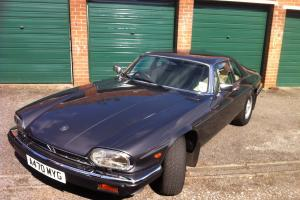 1984 Jaguar XJS HE 5.4 Auto V12 Very Good Condition 2 Door Photo