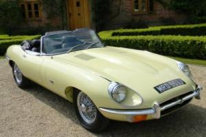 1970 Jaguar E-Type 4.2 Series II Roadster