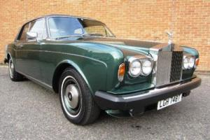 1978 Rolls-Royce Two-Door Corniche Photo