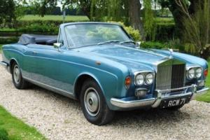 1968 Rolls-Royce MPW Convertible Photo