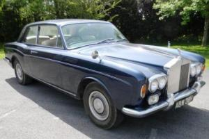 1970 Rolls-Royce 2-Door MPW
