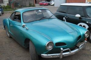 vw karmann ghia 1968 (PROJECT) Photo