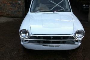 Ford Cortina, MK1 4 door GT, Fitted twin cam black top, Track Day, Hill Climb