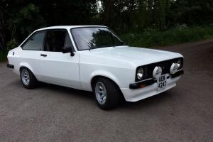 escort mk2 rs2000 custom