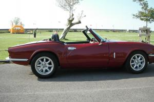 Triumph Spitfire 1976 Mk4 1500 Photo