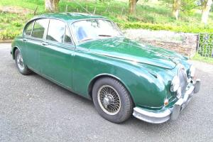 JAGUAR MK 2 SALOON 1962 Photo