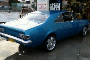Holden HK 1968 Monaro 6CYL 2 Speed Powerglide