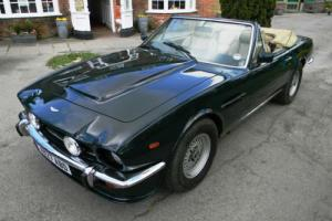 1984 Aston Martin V8 Volante Photo
