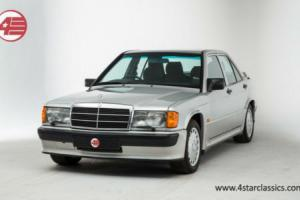 FOR SALE: Mercedes-Benz 190 Cosworth 16v