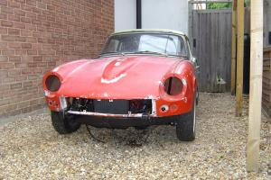TRIUMPH GT6 Mk2 Unfinished project Fast Road/Sprint Spec. Inc Trailer Photo