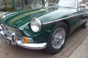 MG/ MGB  Photo