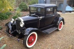 31 Model A Ford