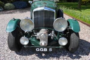 BENTLEY MkVI 4 1/4 Litre Special