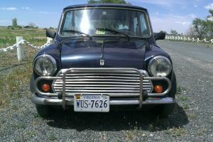 Austin Mini HLE, daily driver or restore and show
