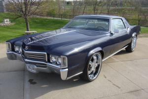 1970 Cadillac Eldorado Coupe Custom Low Miles Nice