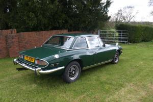 Triumph Stag Mk2 1977 Racing Green 48,000 miles Photo