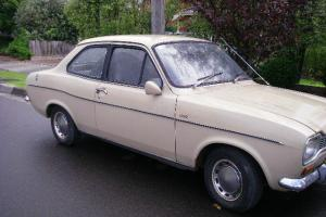 Ford Ecort MK1 2 Door in Caulfield North, VIC Photo