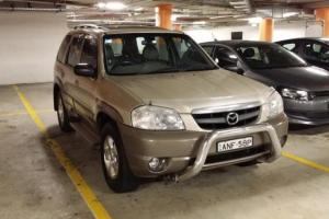 Mazda Tribute Luxury 2002 4D Wagon 4 SP Automatic 4x4 3L Multi Point
