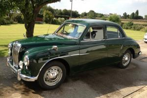 1955 MG ZA Magnette British Racing Green