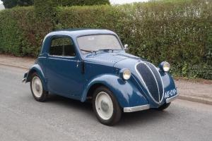 Simca 5 (Fiat Topolino) - Fully rebuilt and dry barn stored since for Sale
