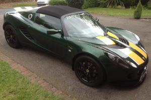 Lotus Elise S2 111R / PX Classic car Photo