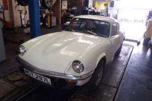 Triumph GT6 1972 TAX EXEMPT