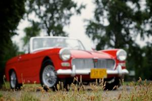 British Leyland Classic Roadster  Austin Sprite Photo