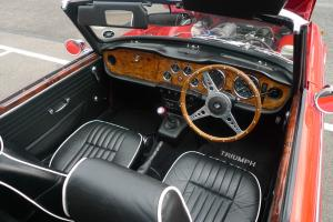 triumph tr5 Photo