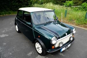 1993 Rover Mini Italian Job in British Racing Green