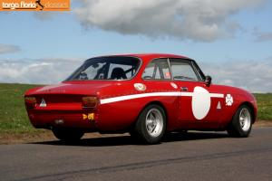 1970 ALFA ROMEO GTAm-R 1300 GT JUNIOR RACE RALLY TRACK CAR with FIA Papers for Sale