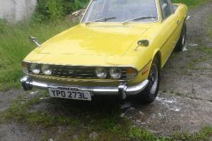 3L V8 TRIUMPH STAG Photo