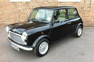 2000 Rover Mini Seven in Black 27,000 miles Photo