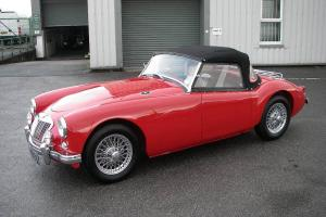 1957 MGA Roadster ~ Superb Restoration