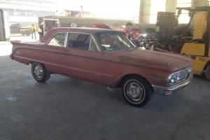 Mercury Comet Coupe TWO Door Suit XM XP Falcon Buyer HOT ROD Classic CAR Project