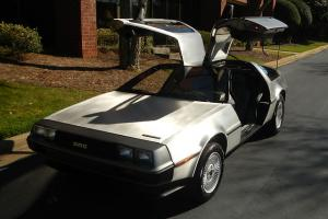 1983 DELOREAN SURVIVOR ALL ORIGINAL 2800 MILES