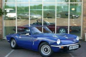 Triumph Spitfire MK V 1500 Photo