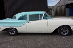 1957 OLDSMOBILE 88 2 DOOR 7.2 LITRE.HOT ROD. CLASSIC AMERICAN