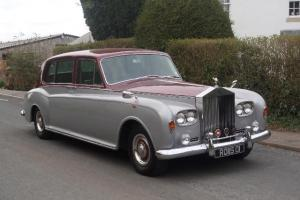 Rolls Royce Phantom VI - 1st owned by Harry Saltzman