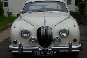 JAGUAR MK2 1967 2.4 manual