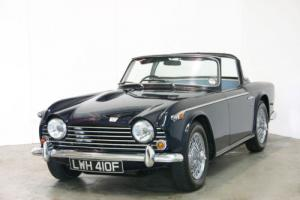 1968 Triumph TR5 PI - Fully Restored & In Exceptional Condition