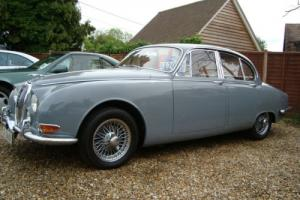 Jaguar S-Type 1967 3.8 MANUAL WITH OVER DRIVE