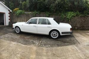 * ROLLS ROYCE SILVER SPIRIT * only 29,000 miles from new ! RARE UNIQUE WIDE PX Photo