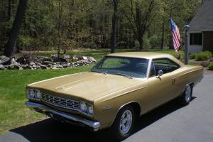1968 Plymouth Satellite 318 Very Clean Condition Ready for Cruising
