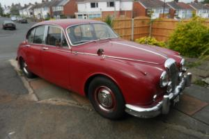 DAIMLER 2;5 V8 1963 LONG MOT