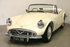 Daimler SP 250 Dart - A Spec - Ivory with Tan - Lovely Usable Example