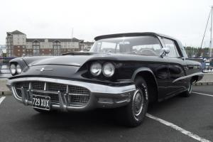 1960 FORD THUNDERBIRD SPORTS COUPE AMERICAN CLASSIC