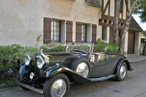 1933 Rolls-Royce 20/25 Drophead Coupe by Carlton Carriage Co.