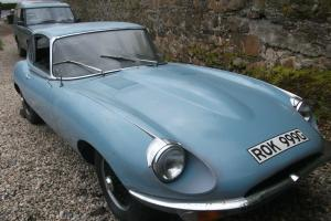 JAGUAR E.TYPE 1969 SERIES 2 COUPE MANUAL ; RH/ DRIVE