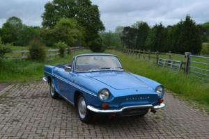 1968 Renault Caravelle Convertible