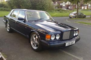 VERY NICE BENTLEY BROOKLANDS TURBO